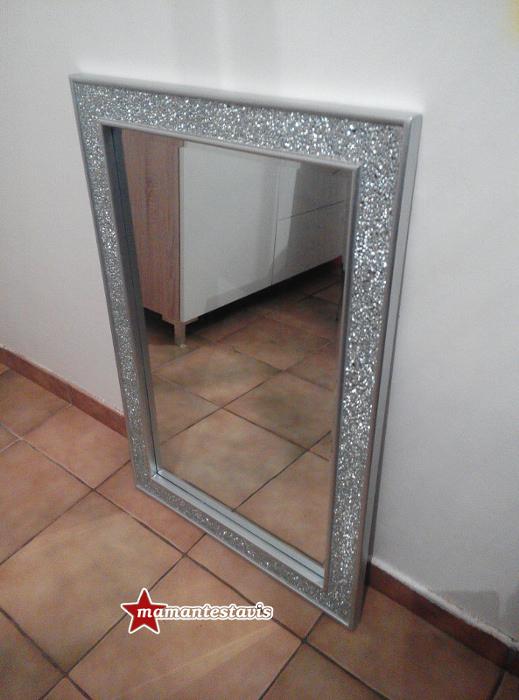test miroir mosaique casa chic
